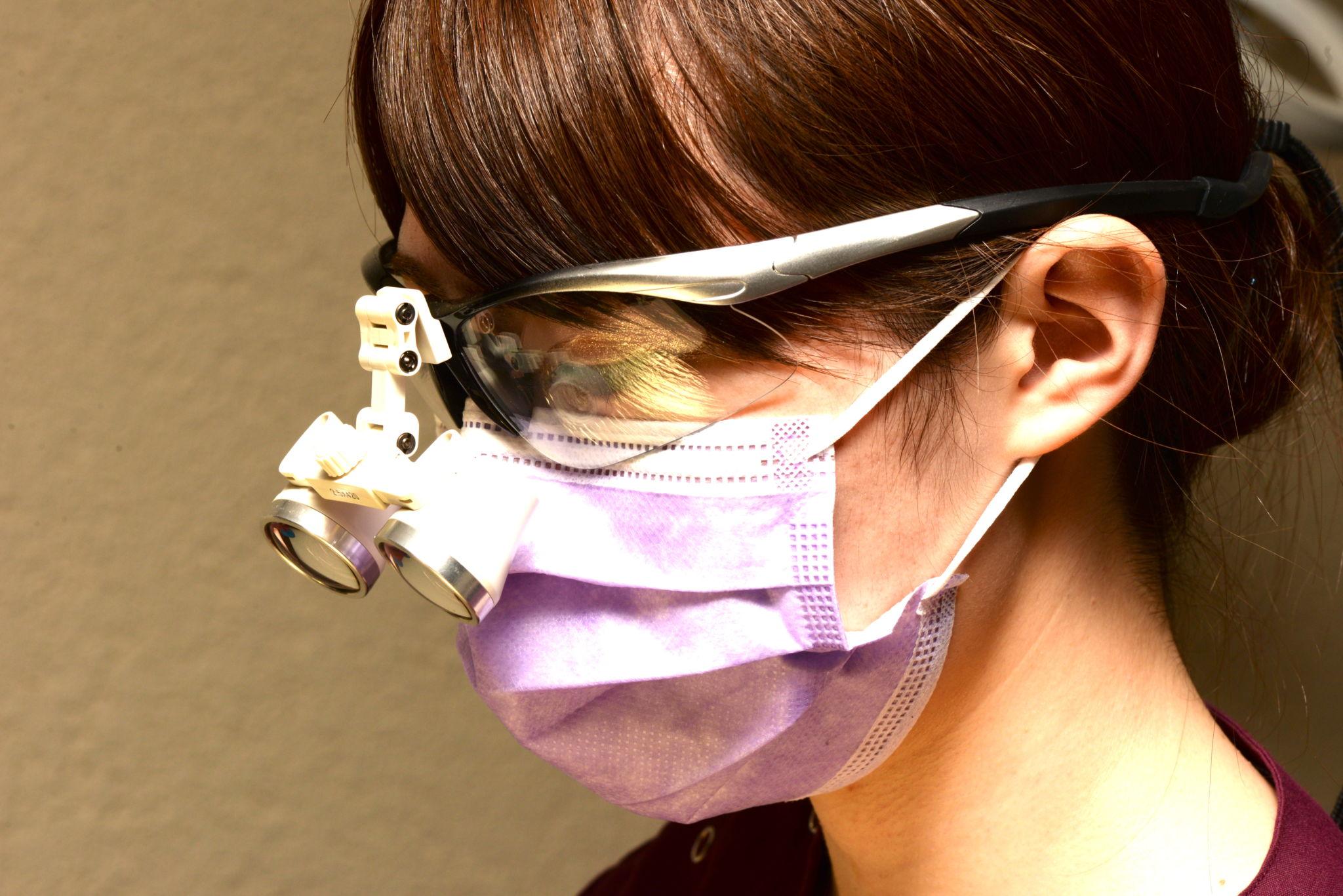 白金の歯科衛生士