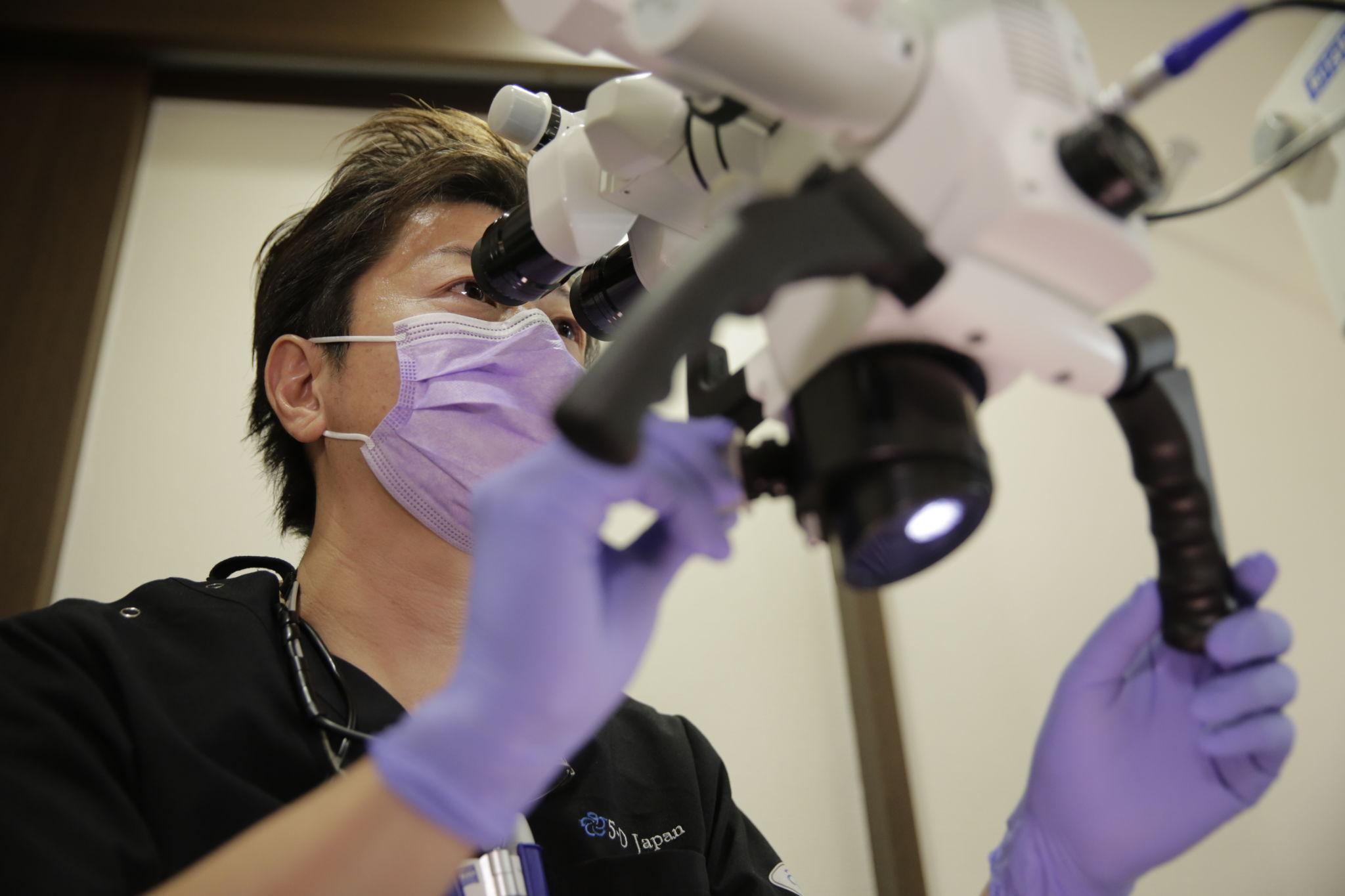 専門医による高度歯科治療